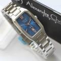 Jam Tangan Alexandre Christie 2455 silver Blue