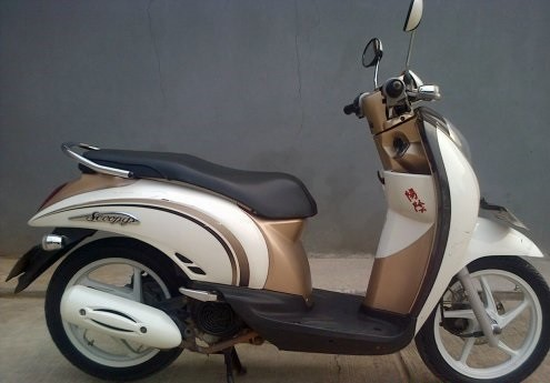 Honda Scoopy Thn 2013