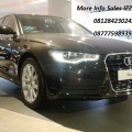 Audi A6 2.0 TFSI Promo GIIAS dan IIMS TDP 23jtaan
