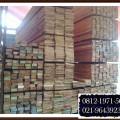 pargola kayu meranti
