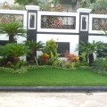 tukang taman, taman minimalis, taman atap, taman dan pargola