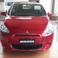 Harga Mitsubishi Mirage Exceed Automatic 2015 Promo Akhir Tahun