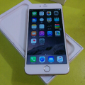 iphone 6+ gold like new 64gb gsm