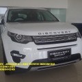 Info Harga Land Rover New Discovery Sport 2015 Ready - Brand New ATPM Jakarta