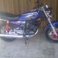 Jual Motor Rx King 2004 plat F
