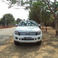 Dijual Ford Ranger Double Cabin 2012