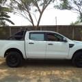 Dijual Ford Ranger Double Cabin 2012
