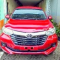 Toyota avanza g manual facelift 2015