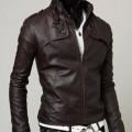 Jaket Kulit Korean Style Leather SK-31