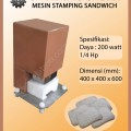 Mesin Stamping Sandwich