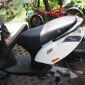 Piaggioa Zip 100 White Monte Carlo Th. 2011
