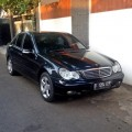 Mercy C200 AT. Tahun 2002