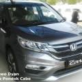 Baru hadir khusus untuk Anda, Honda New CR-V 2.4 Prestige Otomatis Special Edition dengan Fender Audio.