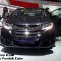 Harga Honda termahal hanya 700 jutaan.