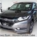 CUV Paling Laris Harga Honda HRV lebih terjangkau.