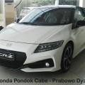 Honda CR-Z Sport Hybrid Promo DP Kredit.