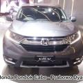 All New Honda CR-V Kini Berkapasitas 7 Penumpang dan juga Turbo.