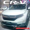 PROMO IIMS 2018 All New Honda CR-V Kini Berkapasitas 7 Penumpang dan juga Turbo.