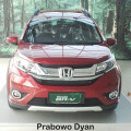 Best Seller Honda BRV kini Promo DP 60JTan