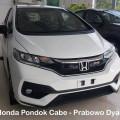 Harga Promo DP Honda Jazz 50 jutaan Diskon Tahun Baru 2018.
