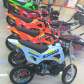 Mini Motor Trail Cross 50cc
