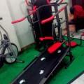 NEW Treadmill ELektrik 6 Fungsi Alat Olahraga Fitnes TL-004AG