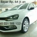 Harga Mobil Volkswagen Indonesia Dealer Resmi All New VW Polo 1.2 TSI Indonesia