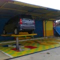 Hidrolik Cuci Mobil Tipe H-Track