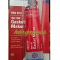 Lem permatex merah,silicone gasket maker permatex 26br