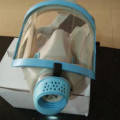Full face Respirator,masker Wellsafe RE-300