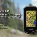 GPS Garmin Oregon 650 Sudah di Instal Peta Darat dan Laut Indonesia