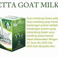 ETTA GOAT MILK susu bubuk tepung serbuk powder kambing etawa sheep