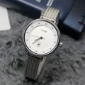 Jam Tangan Guess Pasir + Date Silver