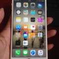 iPhone 6 plus gold kapasitas 64gb bekas