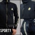 Jaket Gakuran Sporty Style