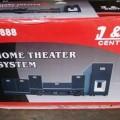 Home Theater Karaoke Sound System J&E Centro JE 888 Murah Best Seller