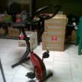 Sepeda magnetic excider bike sandar Non Sandar Bfit Pembakar Lemak