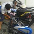 Sepeda Obitrack Jaco Murah Alat Olahraga Fitnes Statis Plat Bike 5in1 Orbitreck bfit Aibi