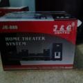 je centro 888 murah speaker mantap hometheater with karaoke system terlaris