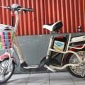 Super Rider Sepeda Listrik Murah kendaraan elektrik earth neptunus sellis