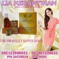 CREAM WALET SUPER GOLD PREMIUM  www.liakecantikan.com / 082123900033  / 30AF809C