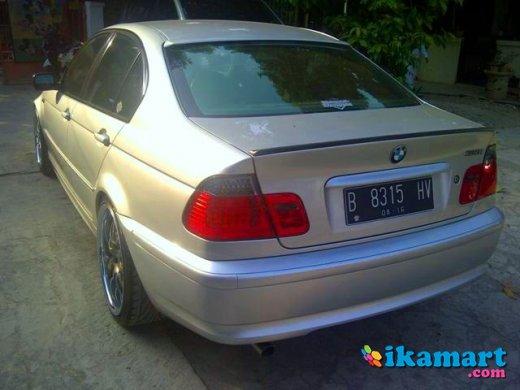 3 series: JUAL BMW 318i E46 MULUS - MobilBekas.com