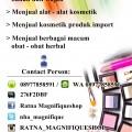 Ratna Magnifiqueshop Kosmetik & Herbal