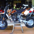 Motor Mini Model Trail 50cc Gazgas