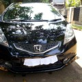 Mobil Honda Jazz Warna Hitam Th. 2011