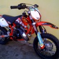 Motor Mini Model Trail 50cc KTM