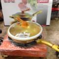 Panci Vacuum EMAS Dessini Italy Presto Wokpan 2in1 Penggorengan Desini Supra HEMAT GAS