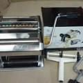 Oxone Penggiling Adonan 3in1 Mesin Pembuat Mie Pasta OX 355AM Stainless Steel Noodle Maker
