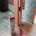 Health Spray Mop Pembersih Lantai Jendela Microfiber Bolde Alat Pel Semprot Anti Tumpah