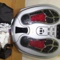 Tens Akupuntur Alat Pijat Modern Pijit Kaki Wajah Badan Tiens Advance Refleksi Body Massager